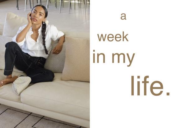 quarantine week a week in my life mandy madden kelley