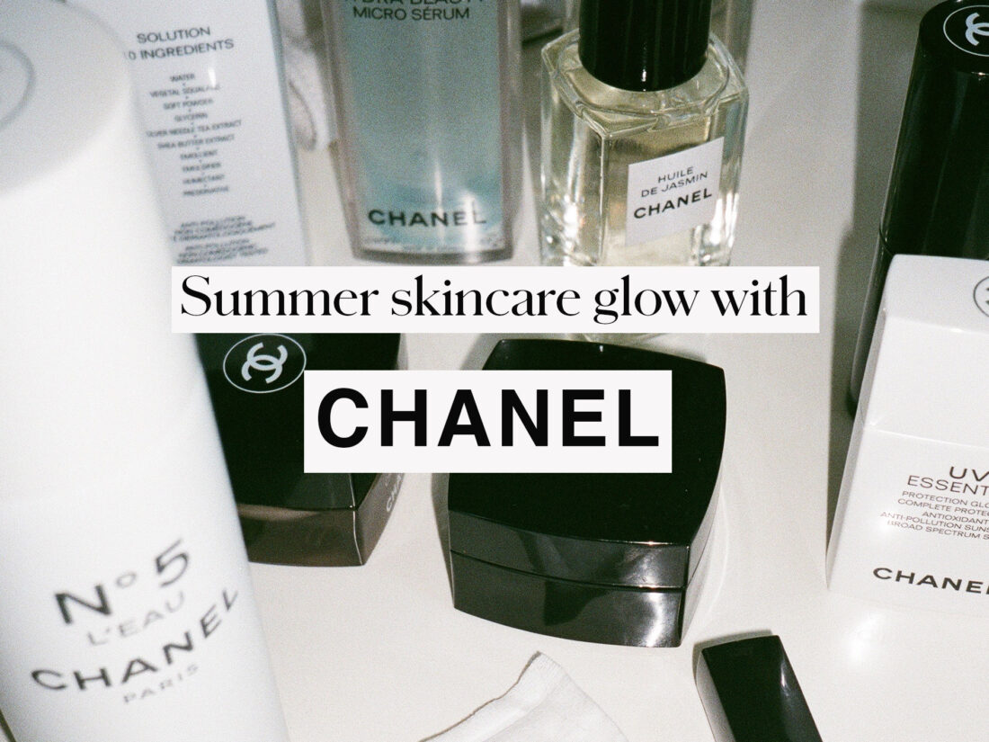 Mandy Madden Kelley x Chanel Beauty